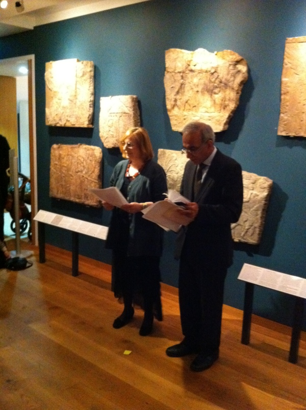 Ashmolean reading March 012