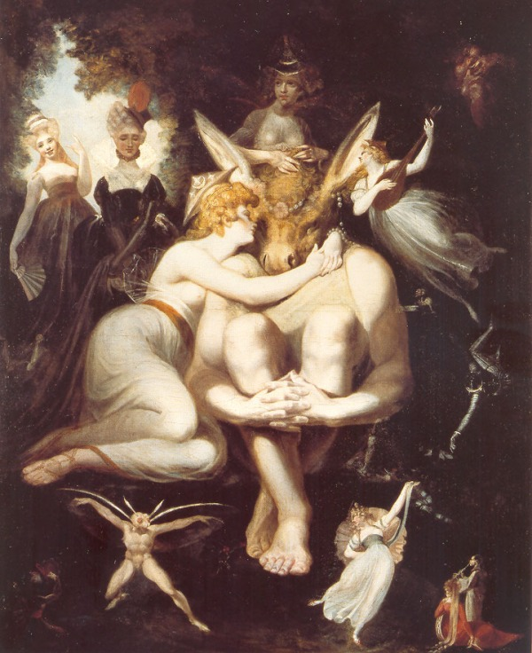 Bottom and Titania Fuseli