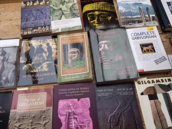 Babylonian books